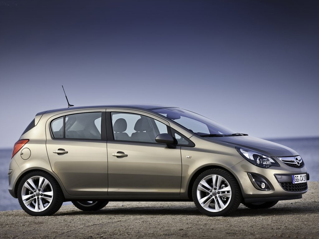 Rent Opel Corsa 2013 in Greece