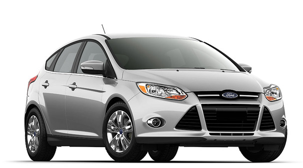 Rent Ford Focus 2012 in Greece