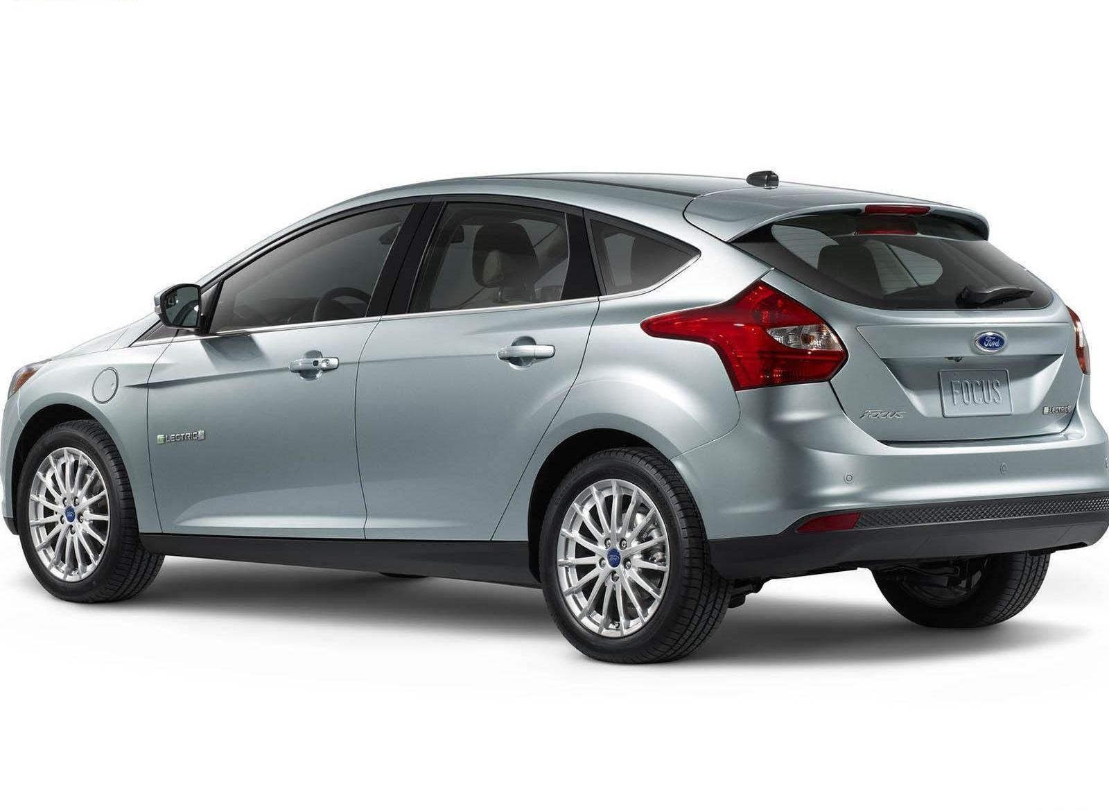 Ενοικίαση Ford Focus