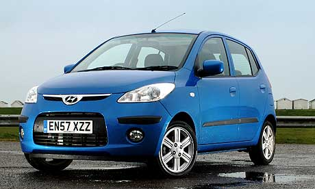 Rent hyundai i10 in Greece