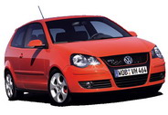 Rent Volkswagen Polo in Greece