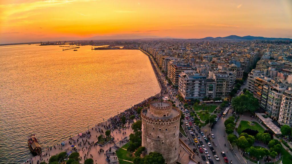 Autovermietlung Thessaloniki - Thessaloniki Flughafen