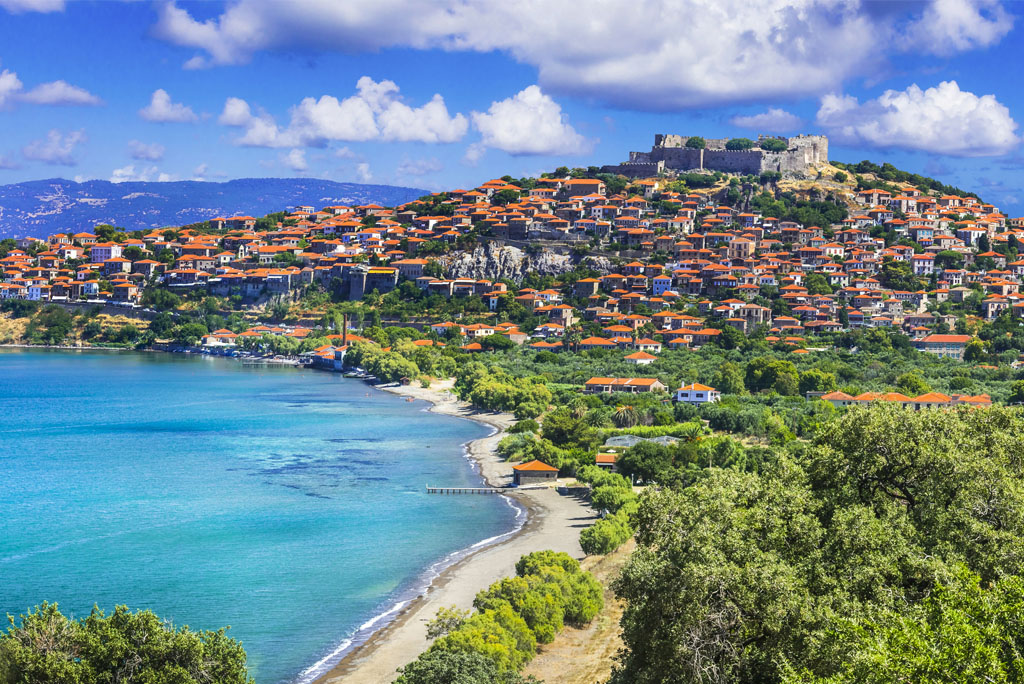Rent a car in Lesvos