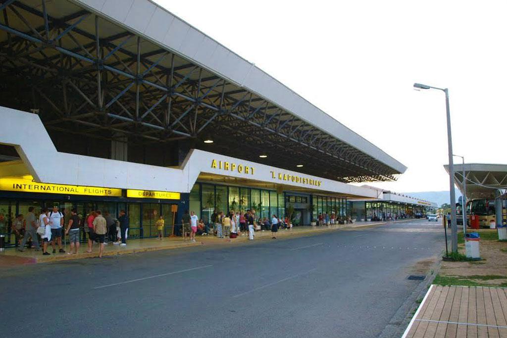 Korfu Mietwagen Flughafen Corfu autovermietung