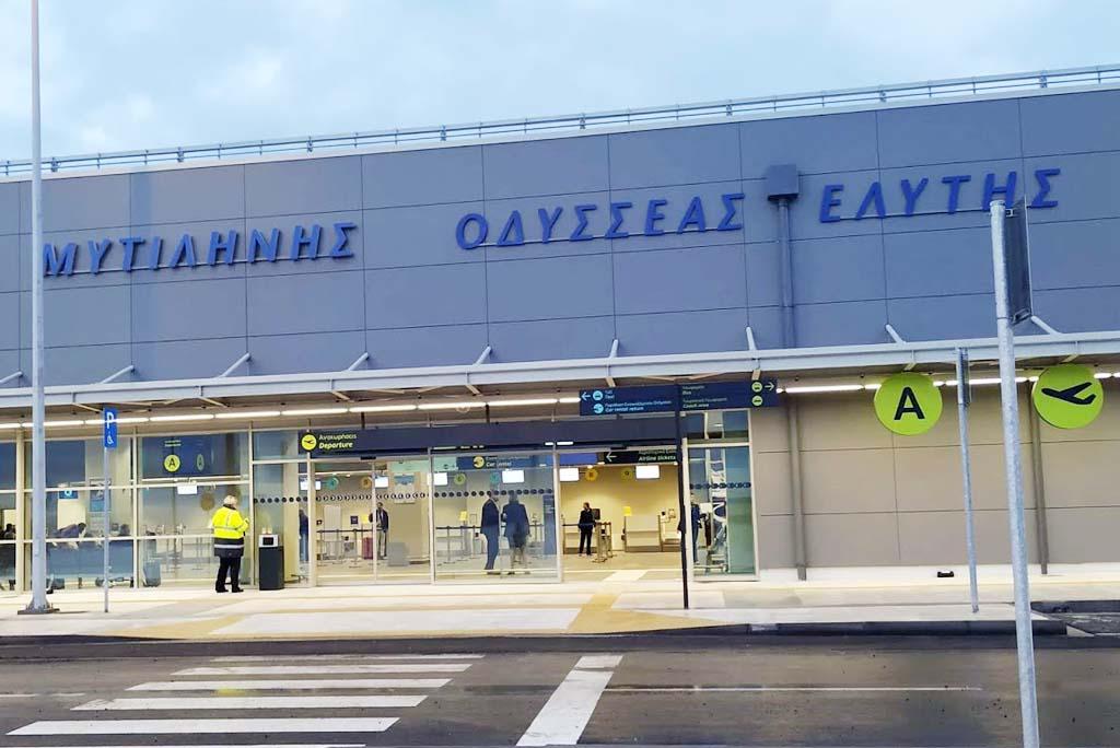 Mietwagen Lesvos Flughafen autovermietung