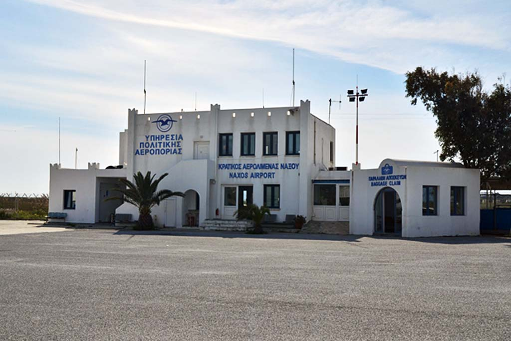 Mietwagen Naxos Flughafen autovermietung