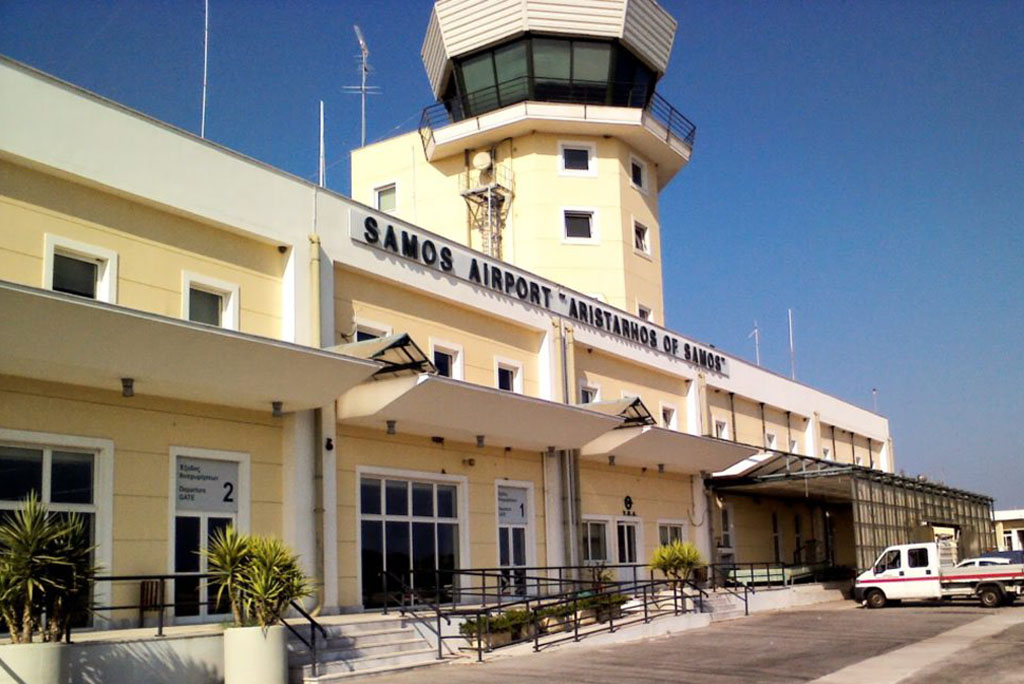 Rent a car in Samos Airport