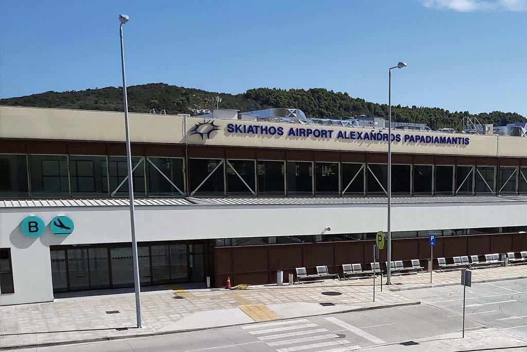 Mietwagen Skiathos Flughafen Autovermietung