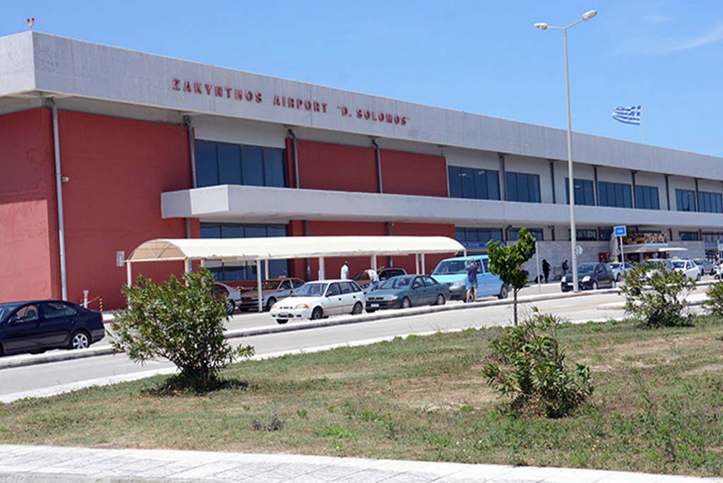 Rent a car in Zakynthos Airport