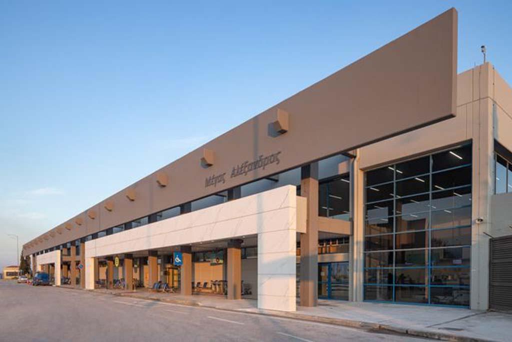ενοικίαση αυτοκινήτου αεροδρόμιο Καβάλα